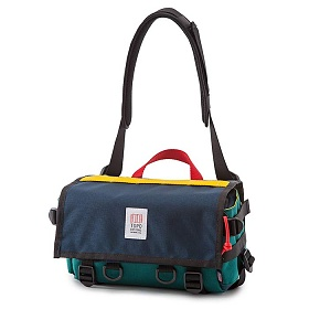 [토포디자인]TOPO DESIGNS - FIELD BAG NAVY/TEAL TDFB014