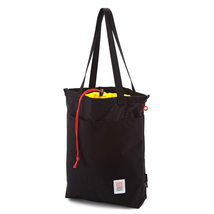 [토포디자인]TOPO DESIGNS - CINCH TOTE BLACK TDCT015 토트백
