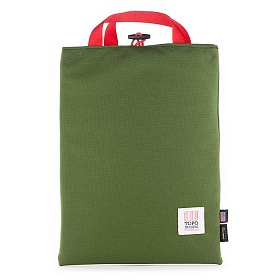 [토포디자인]TOPO DESIGNS - LAPTOP SLEEVE - S OLIVE TDLS014