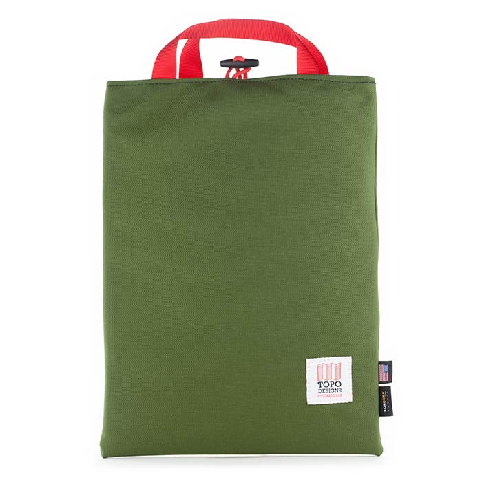 [토포디자인]TOPO DESIGNS - LAPTOP SLEEVE - M OLIVE TDLS014