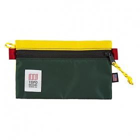 [토포디자인]TOPO DESIGNS - ACCESSORY BAGS - MEDIUM SUNSHINE/FOREST TDAB015 파우치
