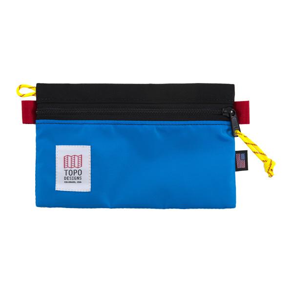[토포디자인]TOPO DESIGNS - ACCESSORY BAGS - MEDIUM BLACK/ROYAL TDAB015 파우치