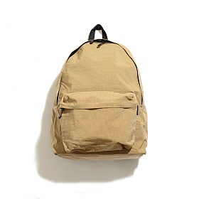 [피스메이커]PIECE MAKER - SHIRRING NYLON BACKPACK (BEIGE) 백팩