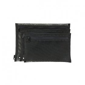[인케이스]INCASE - Zip Pouch - 3 Pack INTR400180-BLK (Black) 인케이스코리아정품