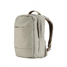 [노트 볼펜 증정][인케이스]INCASE - City Backpack INCO100207-HKH (Heather Khaki) 인케이스코리아정품
