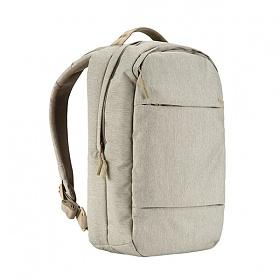 [인케이스]INCASE - City Compact Backpack INCO100150-HKH (Heather Khaki) 인케이스코리아정품