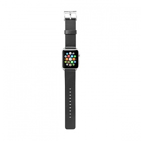 [인케이스]INCASE - Leather Band for Apple Watch 42mm INAW10013-BLK (Black) 인케이스코리아정품