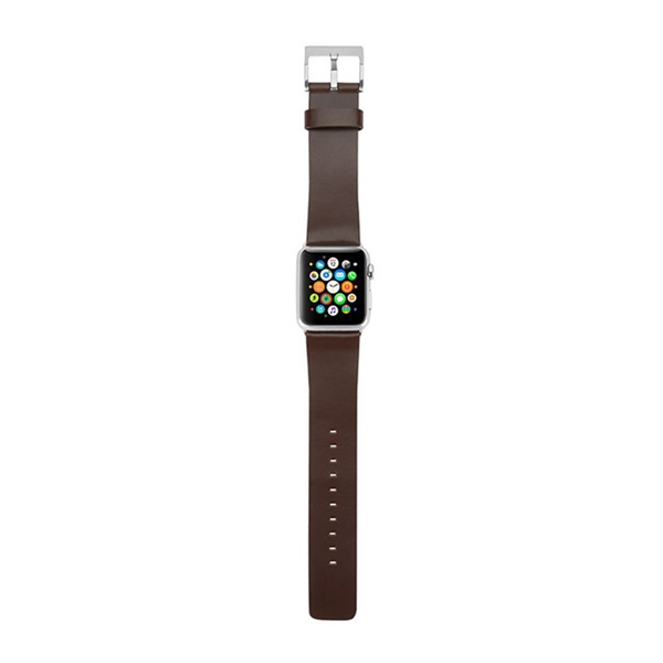 [노트 볼펜 증정][인케이스]INCASE - Leather Band for Apple Watch 42mm INAW10013-BRW (Brown) 인케이스코리아정품