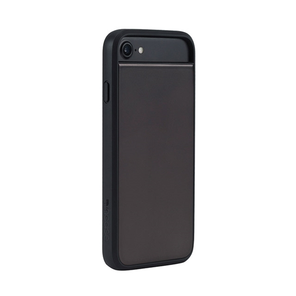 [인케이스]INCASE - LEVEL CASE (METALLIC) FOR IPHONE 7 / 8 INPH170163-BLK (BLACK) 인케이스코리아정품 당일