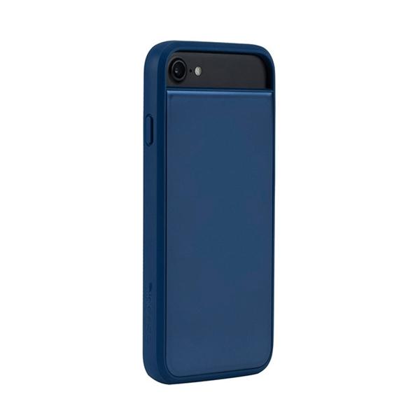 [인케이스]INCASE - LEVEL CASE (METALLIC) FOR IPHONE 7 / 8 INPH170163-NVY (NAVY) 인케이스코리아정품 당일 무료배송