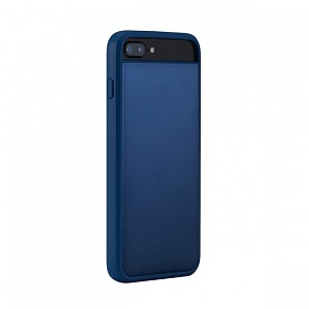 [인케이스]INCASE - LEVEL CASE (METALLIC) FOR IPHONE 7 PLUS / 8 PLUS INPH180164-NVY (NAVY)