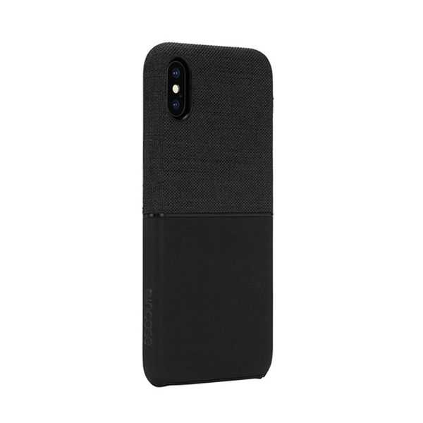 [인케이스]INCASE - TEXTURED SNAP FOR IPHONE X INPH190379-BLK (BLACK)