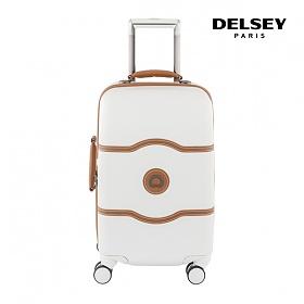 [델시]DELSEY - 샤틀렛 21인치 CHATELET HARD+ 55 4W CAB TR CASE[0.07] 00167080115 (ANGORA) 기내용 캐리어