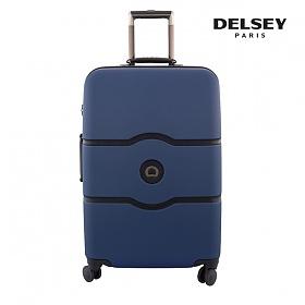 [델시]DELSEY - 샤틀렛 CHATELET HARD+ 69 4DW TROLLEY CASE 00167081002 (NAVY) 27인치 화물용 캐리어