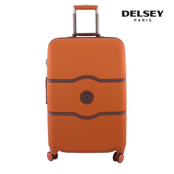 [델시]DELSEY - 샤틀렛 27인치 CHATELET HARD+ 69 4DW TROLLEY CASE[0.119] 00167081025 (ORANGE) 화물용 캐리어