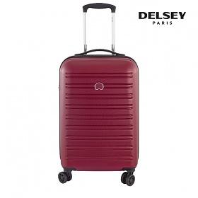 [델시]DELSEY - 세규르 21인치 SEGUR 55 4DW TROL CASE 00203880104 (RED) 기내용 캐리어