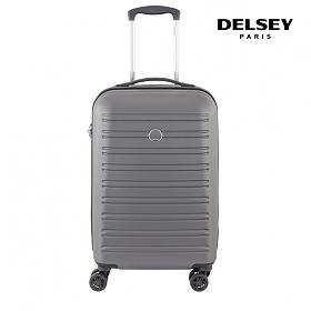 [델시]DELSEY - 세규르 21인치 SEGUR 55 4DW TROL CASE[0.07] 00203880111 (GREY) 기내용 캐리어