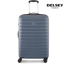 [델시]DELSEY - 세규르 28인치 SEGUR 70 4DW TR[0.13] 00203882002 (BLUE) 화물용 캐리어