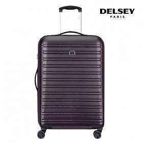 [델시]DELSEY - 세규르 28인치 SEGUR 70 4DW TR 00203882018 (LILAC) 화물용 캐리어
