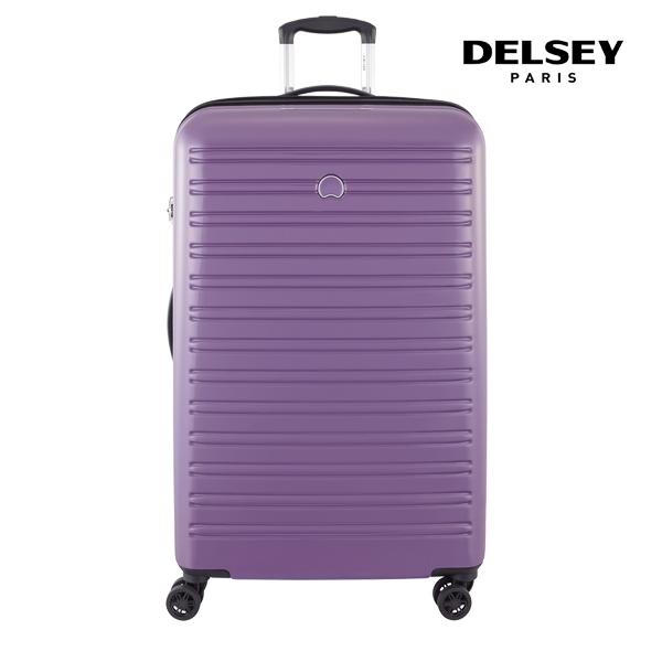 [델시]DELSEY - 세규르 30인치 SEGUR 78 4DW TR[0.14] 00203882108 (PURPLE) 화물용 캐리어