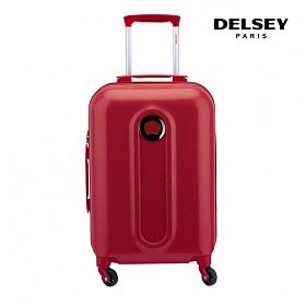 [델시]DELSEY - 헬륨 클래식 2 21인치 HELIUM CLASSIC 2 55 4W CAB[0.07] 00380180304 (RED) 기내용 캐리어