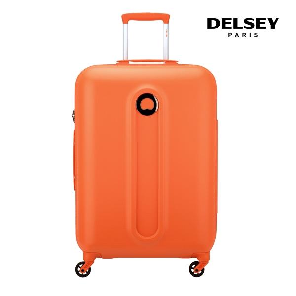 [델시]DELSEY - 헬륨 클래식 2 26인치 HELIUM CLASSIC 2 67 4W TR CASE 00380181025 (ORANGE) 화물용 캐리어