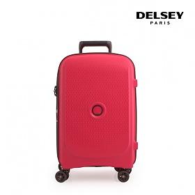 [델시]DELSEY - 벨몽트 플러스 21인치 BELMONT + 55 4W CAB TR CASE 00386180404 (RED) 기내용 캐리어