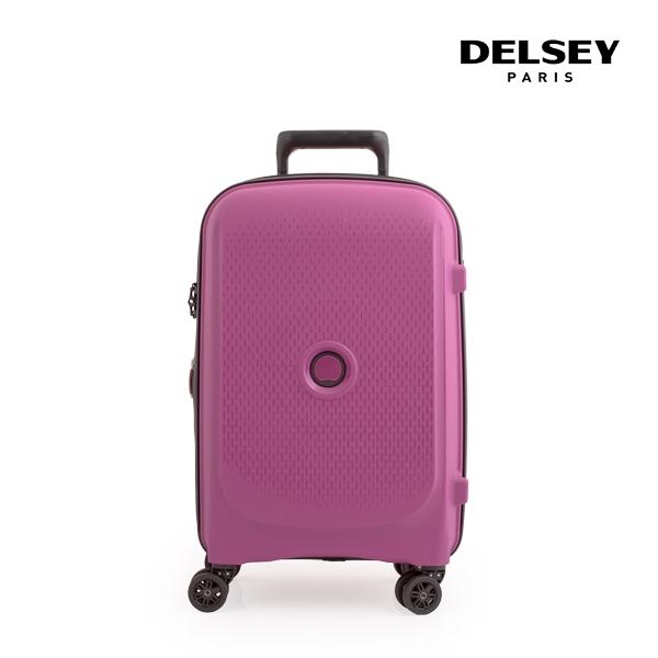 [델시]DELSEY - 벨몽트 플러스 BELMONT + 55 4W CAB TR CASE 00386180409 (PLUM PINK) 21인치 기내용 캐리어