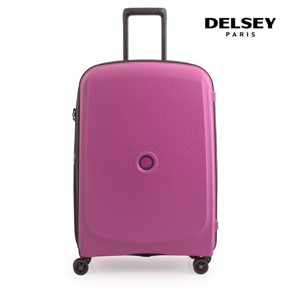 [델시]DELSEY - 벨몽트 플러스 28인치 BELMONT + 70 4W TR CASE 00386182009 (PLUM PINK) 화물용 캐리어