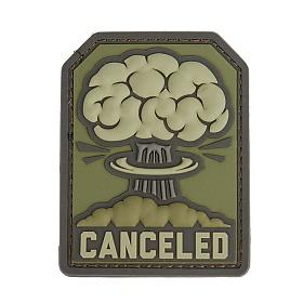 [밀스펙몽키]반전반핵 Canceled PVC - Multicam