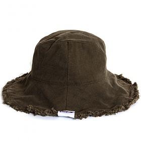 [슬리피슬립]SLEEPYSLIP - [unisex]REVERSIBLE KHAKI BUCKET HAT 양면버킷햇
