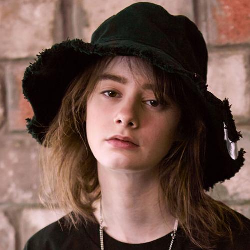 [슬리피슬립]SLEEPYSLIP - [unisex]REVERSIBLE BLACK BUCKET HAT 양면버킷햇
