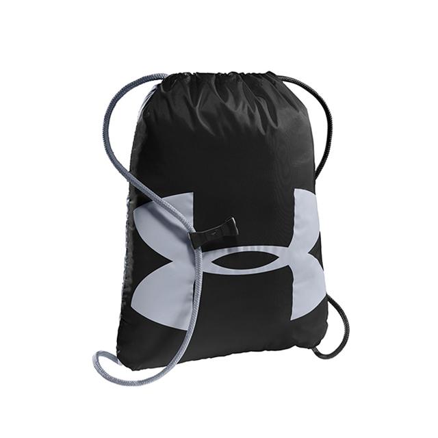 [언더아머] 숄더백 스냅백 짐색 트레이닝 가방 539 001 블랙 정품 국내배송