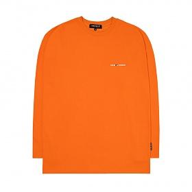 베테제 - Time Long Sleeve (orange) 타임 롱 슬리브 (오렌지)