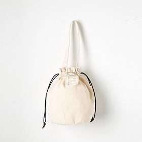 [풀포] Strap 버킷백 (Ivory) - P005B_IV