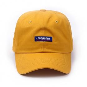 [웨이워드]WAYWARD - LEGENDARY [Mustard] 볼캡 모자