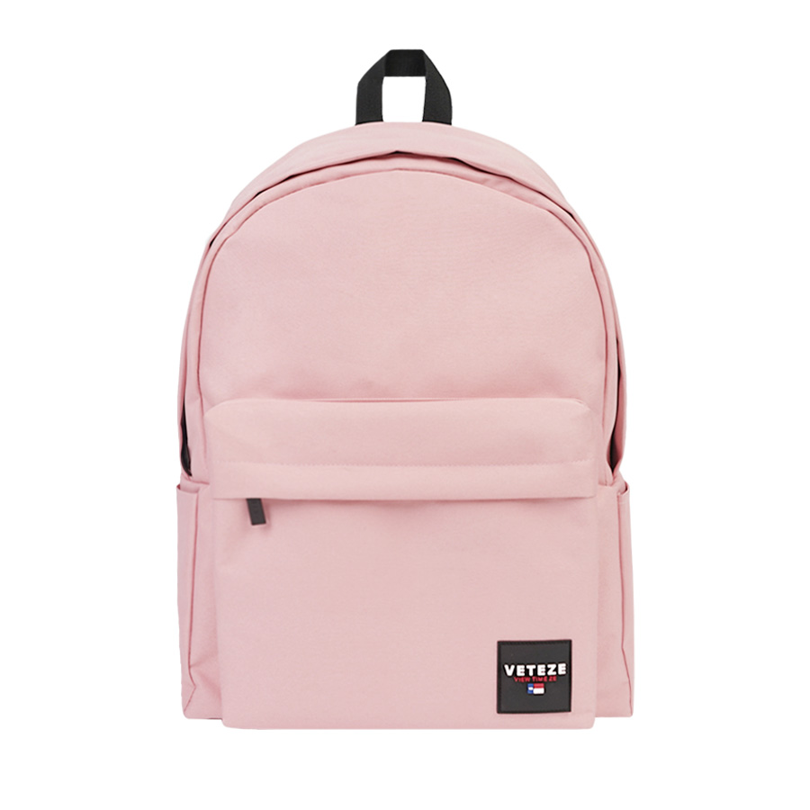 베테제 - Base Backpack (pink) 베이스 무지백팩 무지백 백팩 핑크