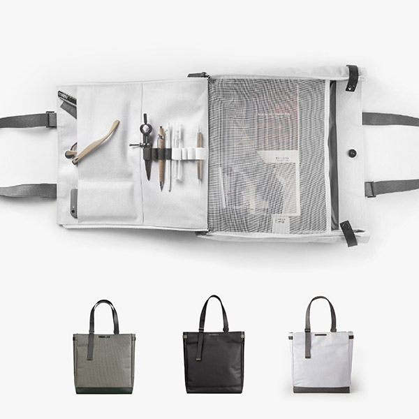 [기글]GIGL - TOTE BAG (White) 토트백 비즈니스백 직장인 가방