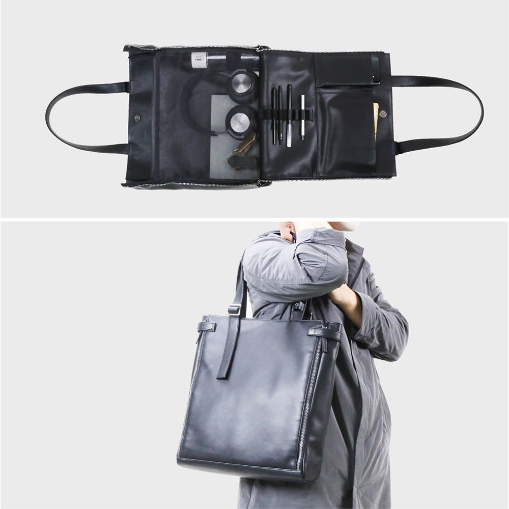 [기글]GIGL - TOTE BAG (Black) 토트백 비즈니스백 직장인 가방 - 메이커스백T