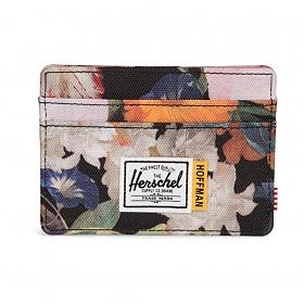 [허쉘]HERSCHEL - [HOFFMAN] CHARLIE RFID (FALL FLORAL) 호프먼 콜라보 카드지갑 지갑