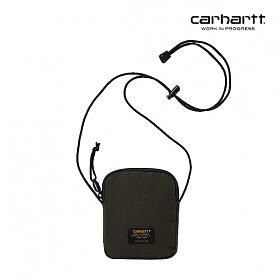 [칼하트WIP] CARHARTT WIP - Military Neck Wallet (Cypress) 밀리터리 목걸이지갑 미니 크로스백