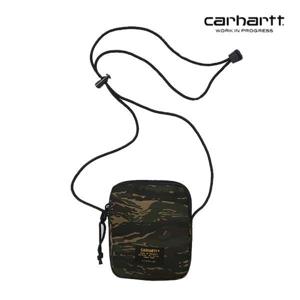 [칼하트WIP] CARHARTT WIP - Military Neck Wallet (Camo Tiger Jungle) 밀리터리 목걸이지갑 미니 크로스백