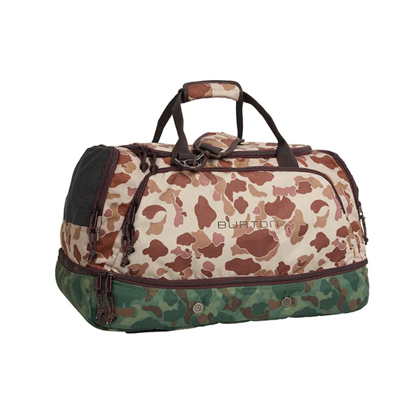 [버튼]BURTON - RIDERS BAG 2.0 (DESERT DUCK PRINT) 버튼코리아 정품