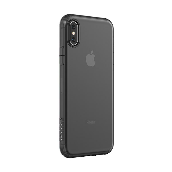 [인케이스]INCASE - Protective Clear Cover for iPhone Xs INPH210554-BLK (Black) 인케이스코리아정품