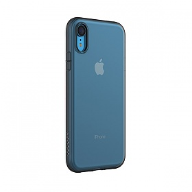 [인케이스]INCASE - Protective Clear Cover for iPhone XR INPH200555-BLK (Black) 인케이스코리아정품