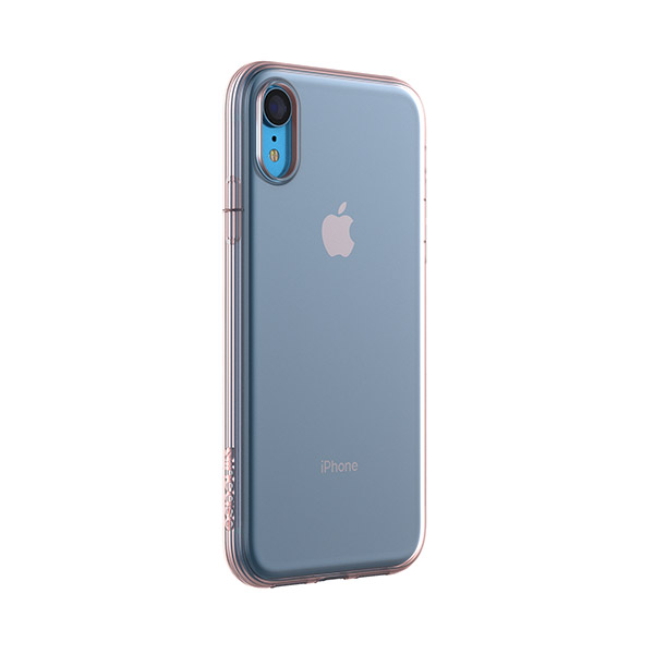 [인케이스]INCASE - Protective Clear Cover for iPhone XR INPH200555-RGD (Rose Gold) 인케이스코리아정품