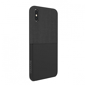 [노트 볼펜 증정][인케이스]INCASE - Textured Snap Case for iPhone Xs Max INPH220561-BLK (Black) 인케이스코리아정품