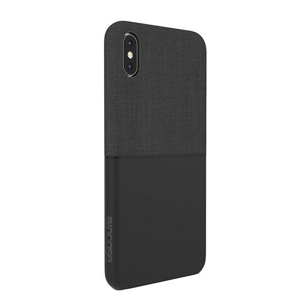 [인케이스]INCASE - Textured Snap Case for iPhone Xs Max INPH220561-BLK (Black) 인케이스코리아정품