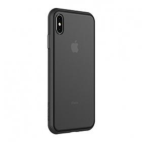 [노트 볼펜 증정][인케이스]INCASE - Pop Case II for iPhone Xs Max INPH220558-BLK (Black) 인케이스코리아정품