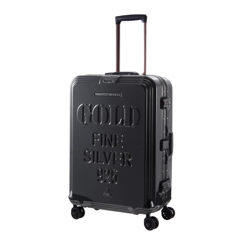 [사은품 증정] 플리거 x 부스틱 프레임 여행가방 28형_블랙 하드캐리어